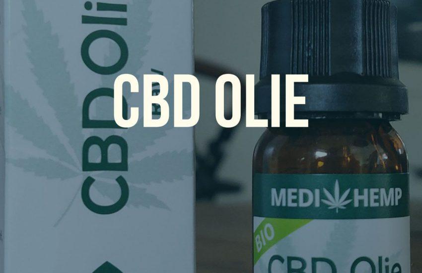 CBD olie eerlijk online omslag
